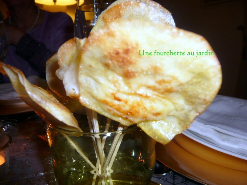 Les sucettes de langoustines d'Eric FRECHON dans Petits plats gourmands P10403791