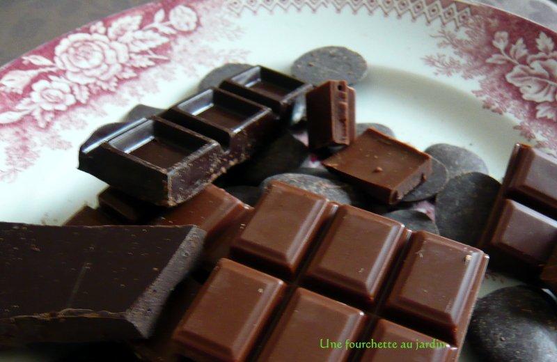 Tarte chocolatissime dans Gourmandises sucrées 040
